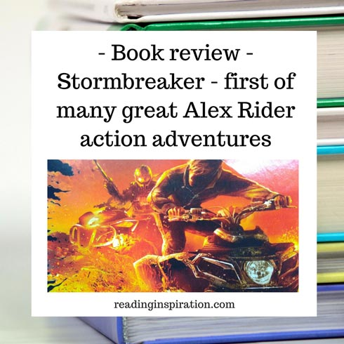 Image-from-Stormbreaker-book-cover-and-headline-Book-review-Stormbreaker-alex-rider-first-book-in-alex-rider-series-alex-rider-book-list