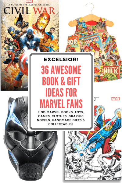 36-Awesome-Book-&-Gift-Ideas-for-Marvel-Fans.-Find-Marvel-books,-toys,-games,-graphic-novels,-handmade-gifts-&-collectables