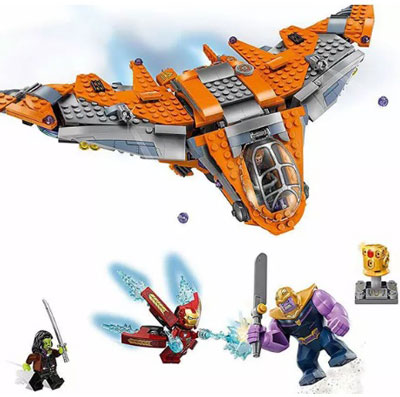 Avengers-Infinity-War-Lego-Marvel-sets-Iron-Man-Thanos-Guardians-of-the-galaxy-image-credit-Forbidden-Planet