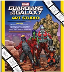 cover-of-Guardians-of-the-Galaxy-Art-Studio-Marvel-art-book-credit-Forbidden-Planet
