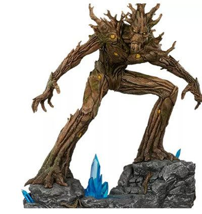 I-am-Groot-collectible-statue-Marvel-characters-Forbidden-Planet