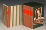 EM-Forster-collected-works-by-Folio-Society-at-Abe-Books