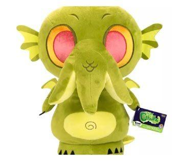 Cthulhu-Funko-plushie-forbidden-planet