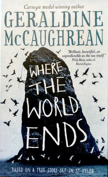 Where-The-World-Ends-by-Geraldine-McCaughrean-Book-review-by-Reading-Inspiration