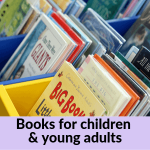 books for children and young adults category image