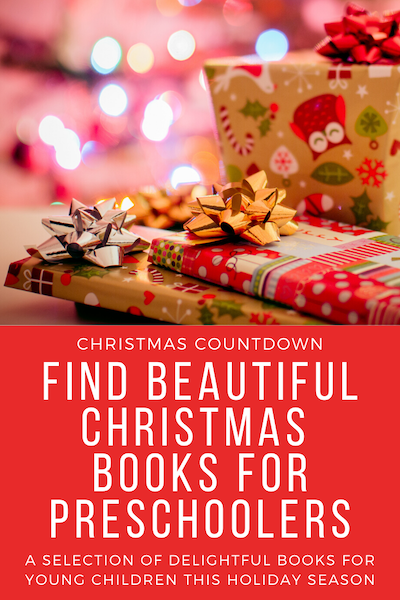 A selection of the best Christmas books for preschoolers
