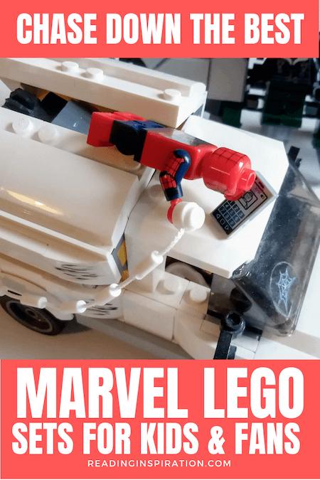 Find the best Lego Marvel superheroes Lego sets