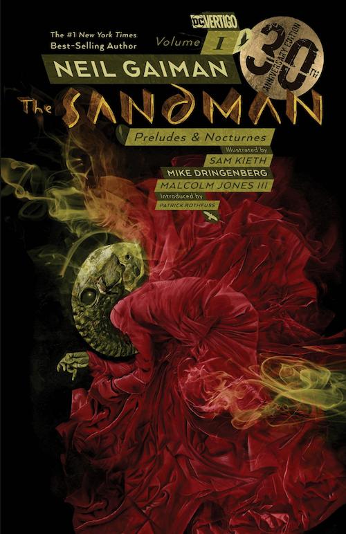 neil gaiman the sandman volume 1